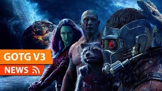 Guardians of the Galaxy 3 is set 10 Years After - MCU Future