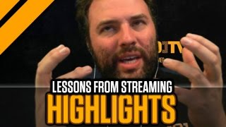 [Highlight] 3 Things Day[9] Has Learned from Streaming