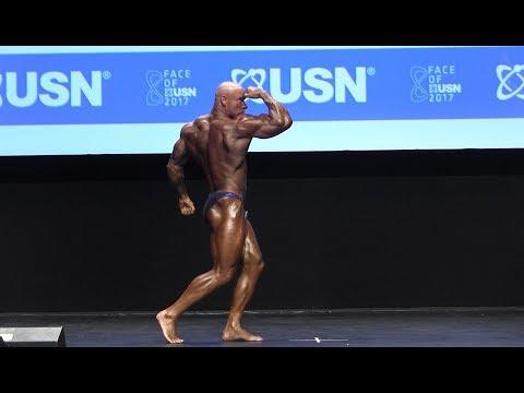 Patrick Ryan GB USN NABBA Universe