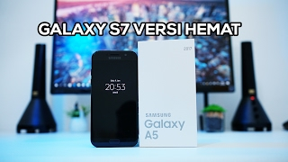 Unboxing Samsung Galaxy A5 2017 Indonesia
