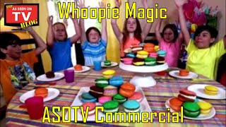 Whoopie Magic As Seen On Tv Commercial Buy Whoopie Magic As Seen On Tv Whoopie Pie Maker Kit