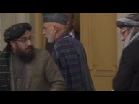 Taliban, Afghan figures meet in Moscow for talks Mp3