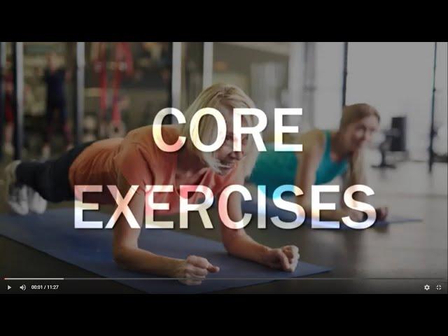 L2 - Core Workout