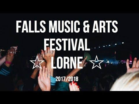 FALLS FESTIVAL ☆ LORNE ☆ 2017/18