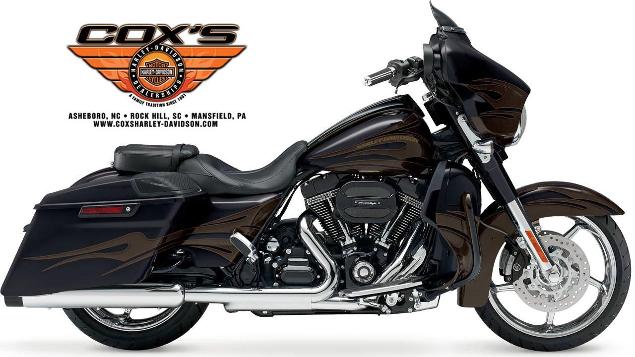 2015 CVO Street Glide Harley-Davidson - YouTube