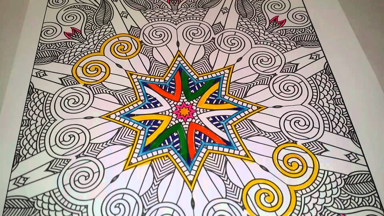 Adult Coloring Book Tips And Tricks 2