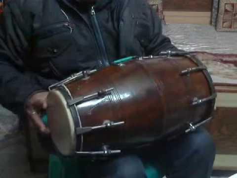 dholak for song आजकल याद कुछ और रहता नहीं AAJKAL YAAD KUCHH AUR RAHTA NAHI 14 maatra song