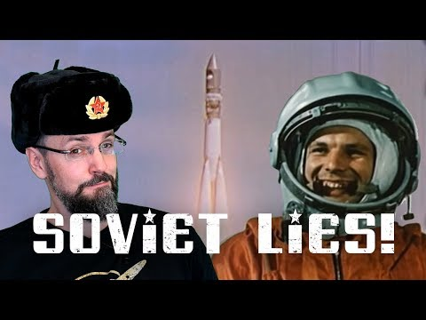 Gagarin And The LIES Of Baikonur - Soviet Space History #2