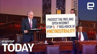 The FCC plans to repeal net neutrality | Engadget Today - Engadget