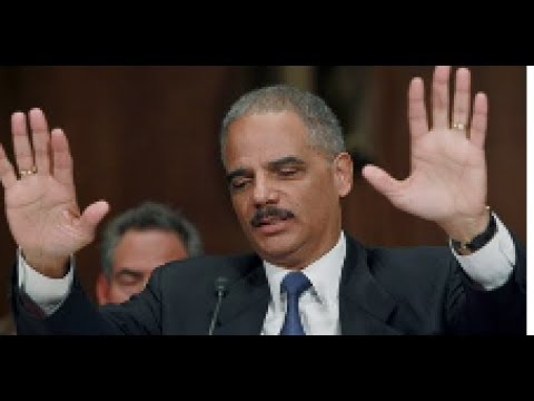 ERIC HOLDER IS FINISHED AFTER WHAT SENATE FOUND OUT ABOUT HIM!