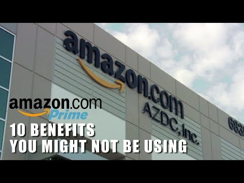10 Amazon Prime Benefits You Might Not Be Using