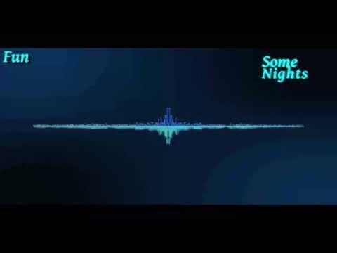 Fun - Some Nights (Audio Spectrum)