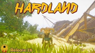 Hardland - Another look at the wonderful open world RPG by Minigore - Release 26