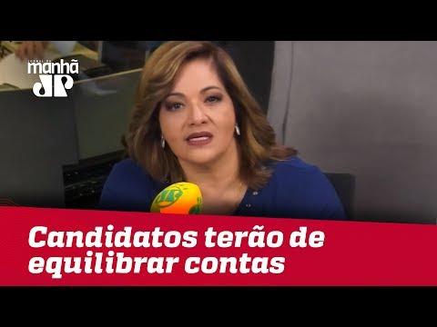 Candidatos Terão De Tomar Medidas Sérias Para Equilibrar Contas | Denise Campos De Toledo