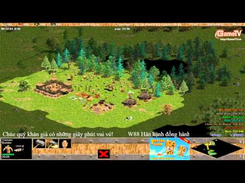 GameTV vs Skyred C4T4 ngày 3/8/2014 - www.giaitriviet.net.vn