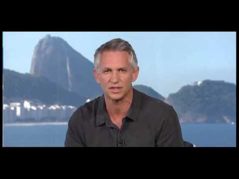 World Cup 2014 Gary Lineker on Luis Suarez and England