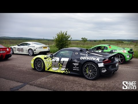 STOCKHOLM TO LAS VEGAS - Gumball 3000 2015 Movie