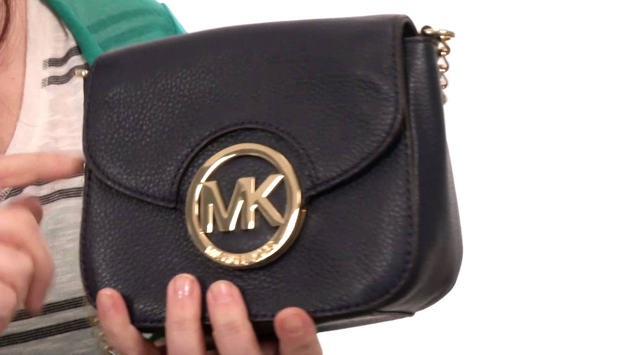 ba036422cc11 MICHAEL Michael Kors - Fulton Small Crossbody SKU:#8261293 - YouTube