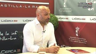 Entrevista a José García Molina, candidato de Unidas Podemos a la presidencia de C-LM