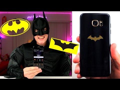 The $1200 Batman Phone