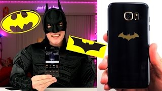 The $1200 Batman Phone