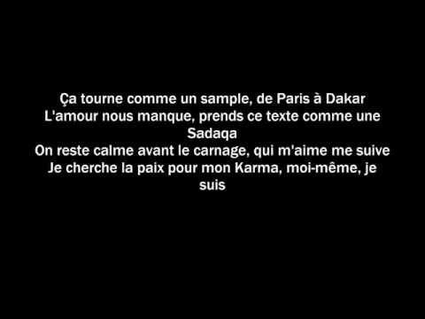 Youssoupha - Entourage (paroles)