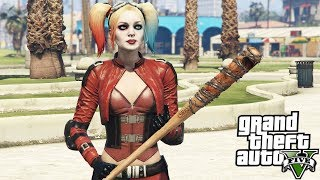 GTA V Harley Quinn (Injustice 2)