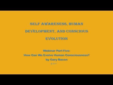 Seminar 5: How Can We Evolve Human Consciousness?