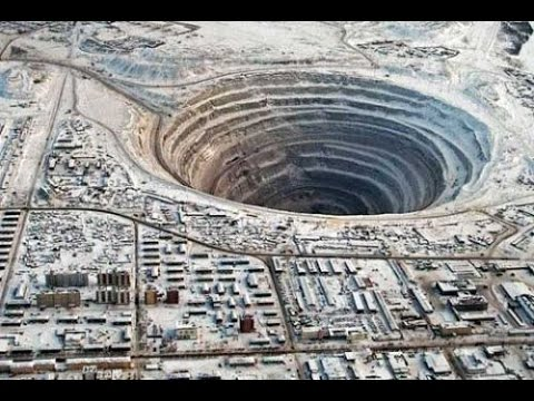 MegaStructures - Deep Earth Drillers (National Geographic Do
