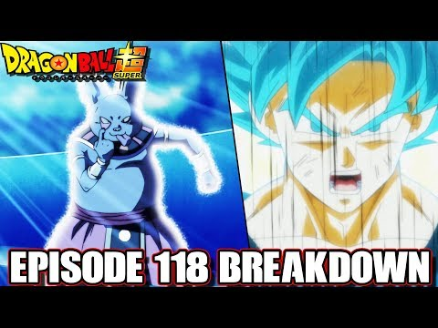 Dragon Ball Super Episode 118 Breakdown & Episode 119 Preview Unavoidable! The Fierce Stealth thumbnail