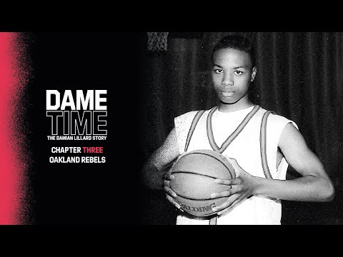 Adidas Basketball | DAME TIME: The Damian Lillard Story | Chapter Three: Oakland Rebels