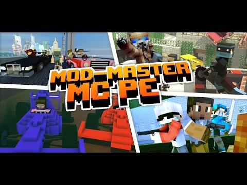 mod master for minecraft