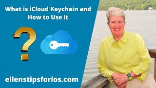 What is iCloud Keychain and How to Use it