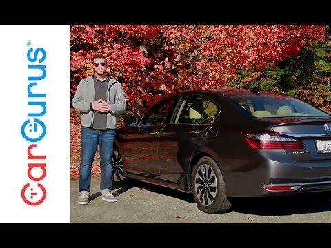 2017 Honda Accord Hybrid | CarGurus Test Drive Review
