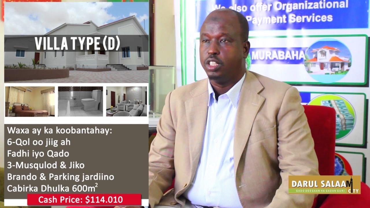 Darusalam City Mugadisho Somalia Orange Estate 2017 Youtube