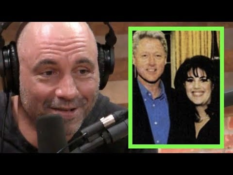 Joe Rogan - Bill Clinton is a Predator