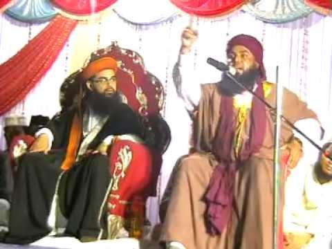 Mufti Abdul Salam Qadri (Mumbai) and Noorani Miya At Vijayawada