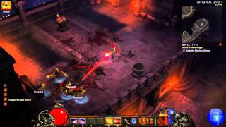 Diablo 3 - Gameplay On  Alienware x51 Max Settings