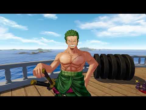 One Piece: Grand Cruise Trailer (Bandai Namcom) - PSVR