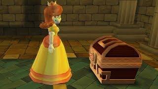 Mario Party 9 Garden Battle - Daisy vs Rival Master Difficulty| Cartoons Mee