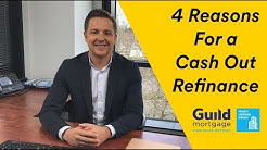 4 Reasons to do a Cash Out ReFi