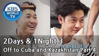 Video 2Days & 1Night Season3 : 10-Year Anniversary, Off to Cuba and Kazakhstan Part 4  [ENG/TAI/2018.2.4] download MP3, 3GP, MP4, WEBM, AVI, FLV April 2018
