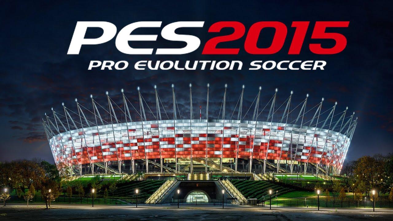 Zagrajmy w Pro Evolution Soccer 2015 (PES 2015) - Polski Gameplay (1080P) - YouTube