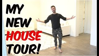 MY NEW HOUSE TOUR!!! *Must Watch*