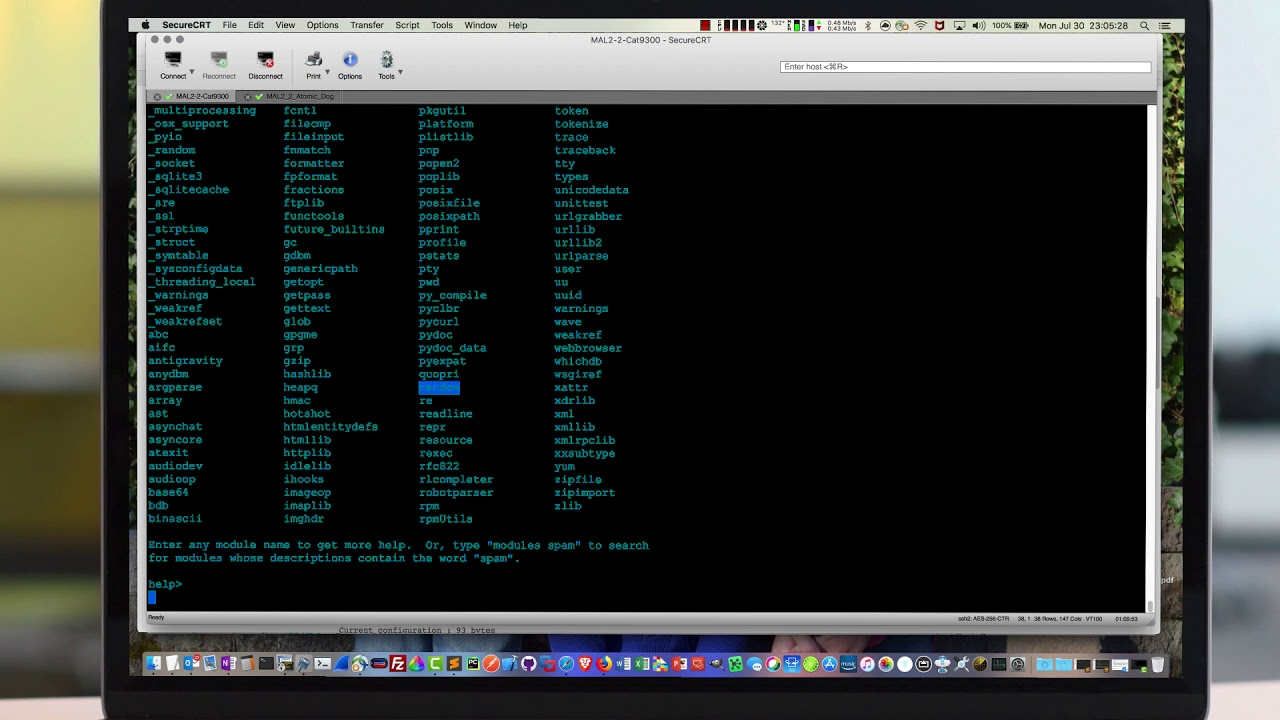 Cisco Catalyst 9300 Programmability Demonstration