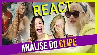 "REACT Iggy Azalea Analisa: ""Tropkillaz, J Balvin, Anitta - Bola Rebola"" | Diogo Paródias"