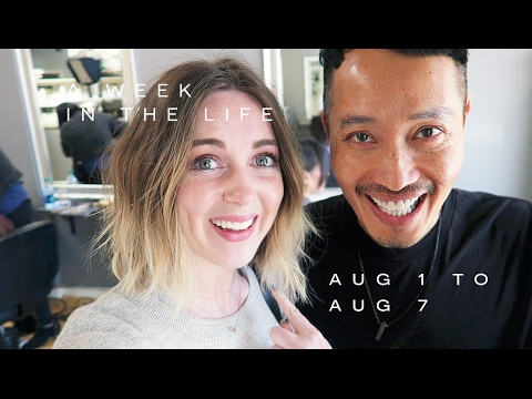 A WEEK IN THE LIFE // AUG 1 - AUG 7: PART 2 | chelsea wears