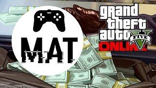 GTA 5 Online Para Kazanma Taktikleri  2017