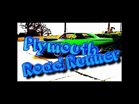 How To: 1969 Plymouth Roadrunner-Buddy Deal Paint Job-Part 5-DONE DEAL!