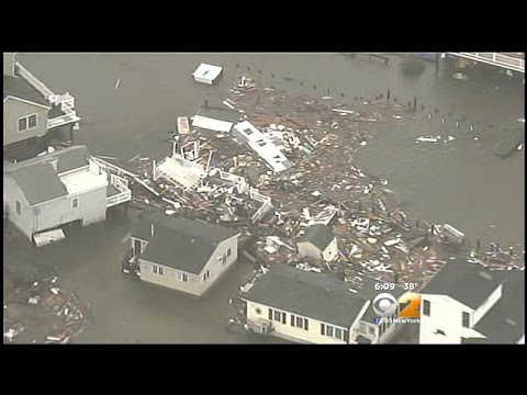 FEMA Exec Says He Has Seen Evidence Of Insurance Fraud After Sandy